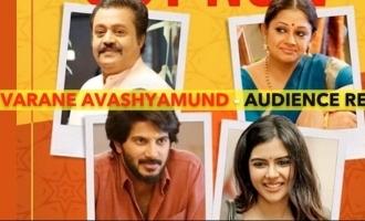 Varane Avashyamund - Audience Review on Social Media
