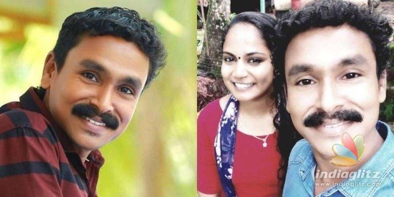 Popular Malayalam actor Vijilesh gets engaged