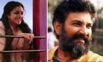 SS Rajamouli gets floored by Keerthy Suresh's performance