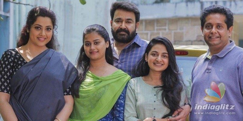 Mohanlals biryani treat leaves co-stars in food coma