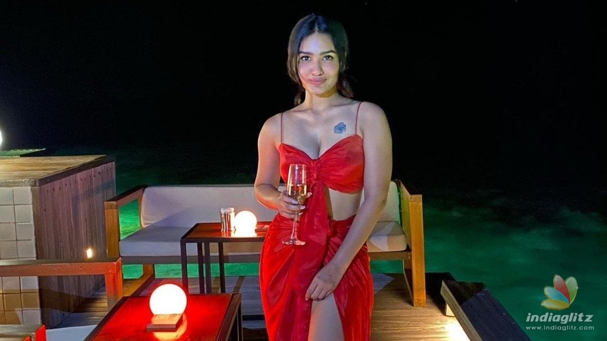 VIRAL: Saniya Iyappans holiday pictures from the Maldives are too HOT to miss!
