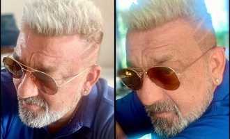 Sanjay Dutt recovers from cancer; flaunts his new hairdo