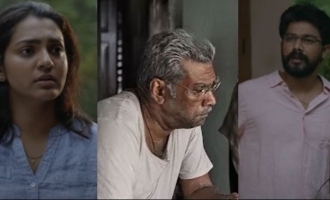 Watch: Teaser of Biju Menon Parvathy starrer Aarkkariyam