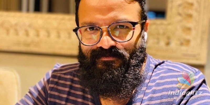 Jayasurya in and as 'Sunny'; First look poster is out!