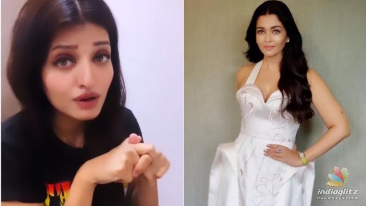 Aishwarya Bachchans new look alike set social media on fire!