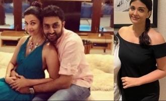 Is Aishwarya Rai pregnant again? See viral pics