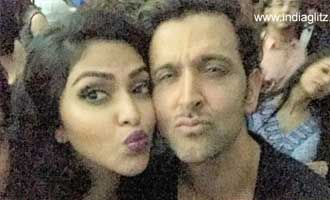 Amala Paul's fan moment with Hrithik