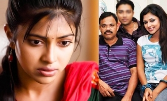 Actress Amala Paul's father passes away