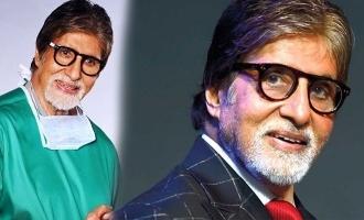 Amitab Bachchan tests positive for COVID-19
