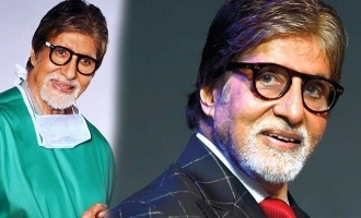 Amitab Bachchan tests positive for COVID-19