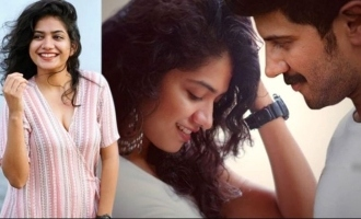 VIRAL: Popular actress morphs Dulquer's romantic picture!