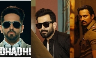 Check out Prithviraj and Unni Mukundan's dashing looks in Bhramam