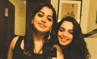 Viral Pics: When actresses Ann Augustine and Meera Nandan caught up