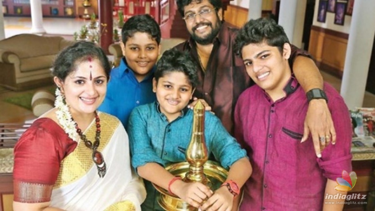 Director Shaji Kailas pen a lovely note for wife Annie