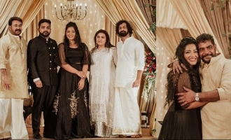SEE PICS: Antony Perumbavoor's daughter gets engaged