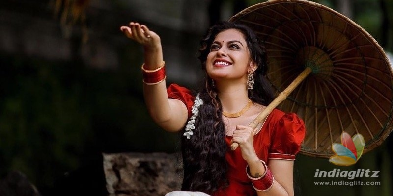 Anusree turns Radha in her latest romantic photoshoot