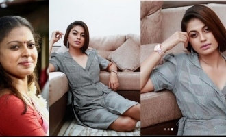VIRAL PHOTOS: Anusree's glamorous transformation wows fans