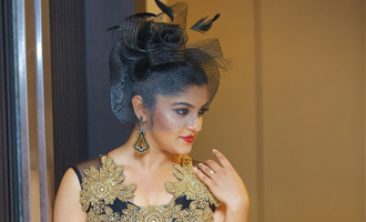 Aparna Balamurali new look at Kerala Fashion League Exclusive gallery