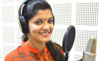 Aparna Balamurali turns singer again