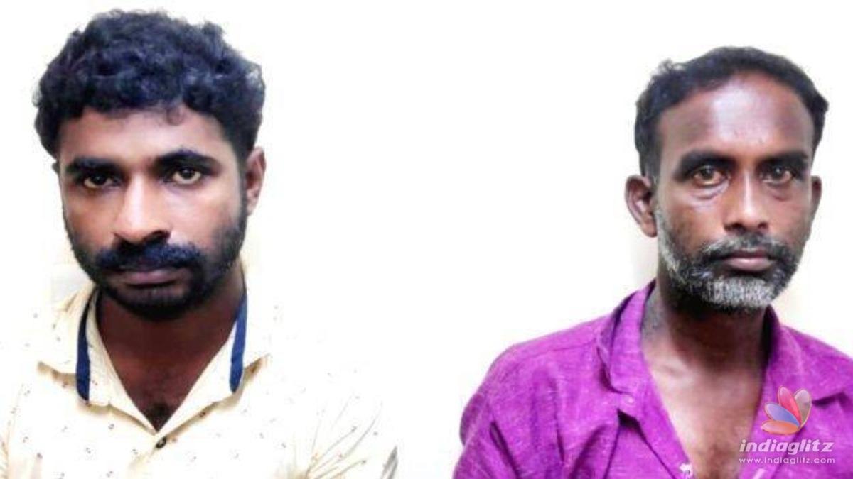 Ambulance driver arrested for distilling arrack inside mobile mortuary