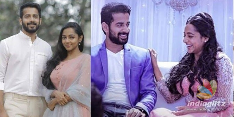 Arun Kurian- Santhys SAVE THE DATE photos are viral!