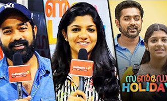 Asif Ali and Aparna Murali about Sunday Holiday