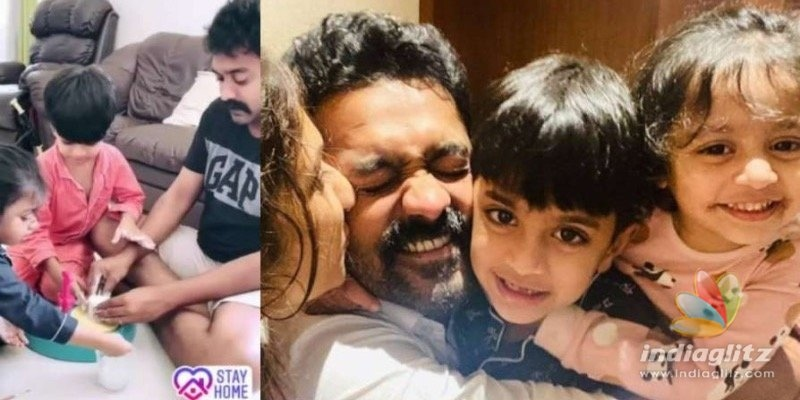 Asif Ali has the sweetest birthday wish for his daughter