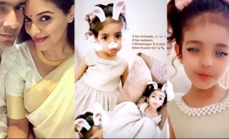Arin turns 3; Asin reveals the interesting meaning of daughter's name