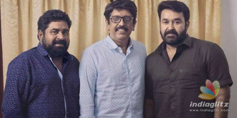 Mohanlal announces his next movie!