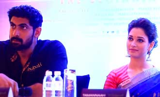 Bahubali Movie Press Meet at Kochi