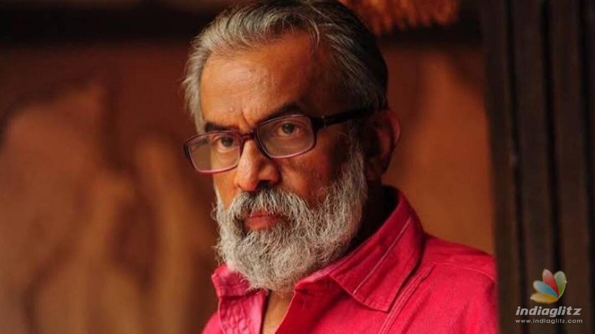 Veteran actor-filmmaker P Balachandran passes away!