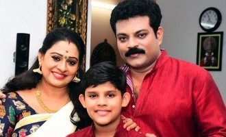 Actress Beena Antony hospitalised for COVID-19; Husband Manoj shares an emotional video