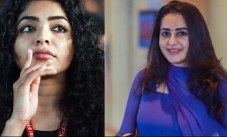 'Shame..' Rima Kallingal lashes out!