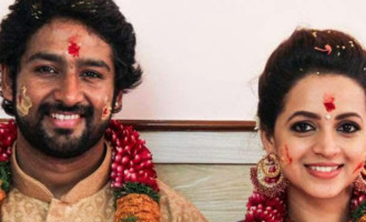 Bhavana Alias Karthika Got Engaged With Naveen