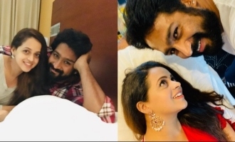 VIRAL: Actress Bhavana shares her love story