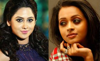 Bhavana and Mia's 'Hello Namaste' begins rolling