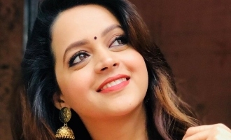 In pics: Actress Bhavana hits the gym to shed lockdown weight