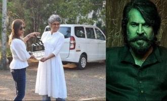 Mammootty's Bheeshma Parvam starts rolling