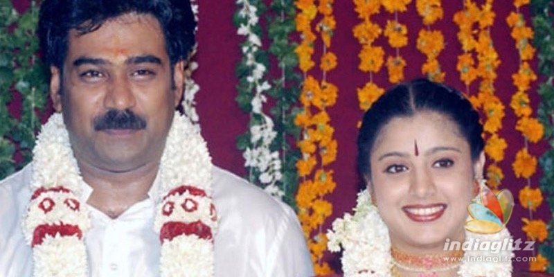 Biju Menons sweet wedding anniversary wish for his wifey Samyukta wins the internet
