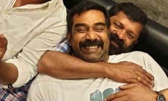 Biju Menon goes emotional on director Sachy's demise