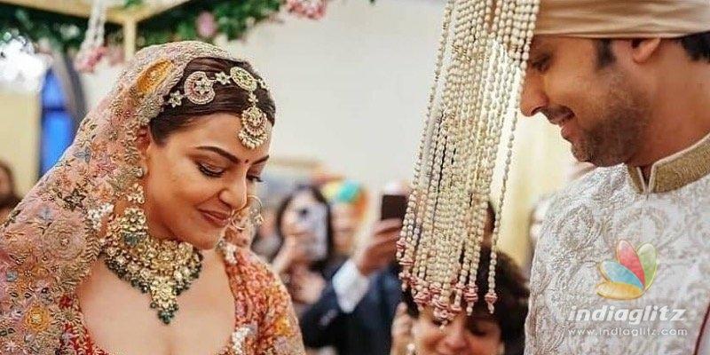 Kajal Aggarwal and Gautam Kitchulus honeymoon pics go viral!