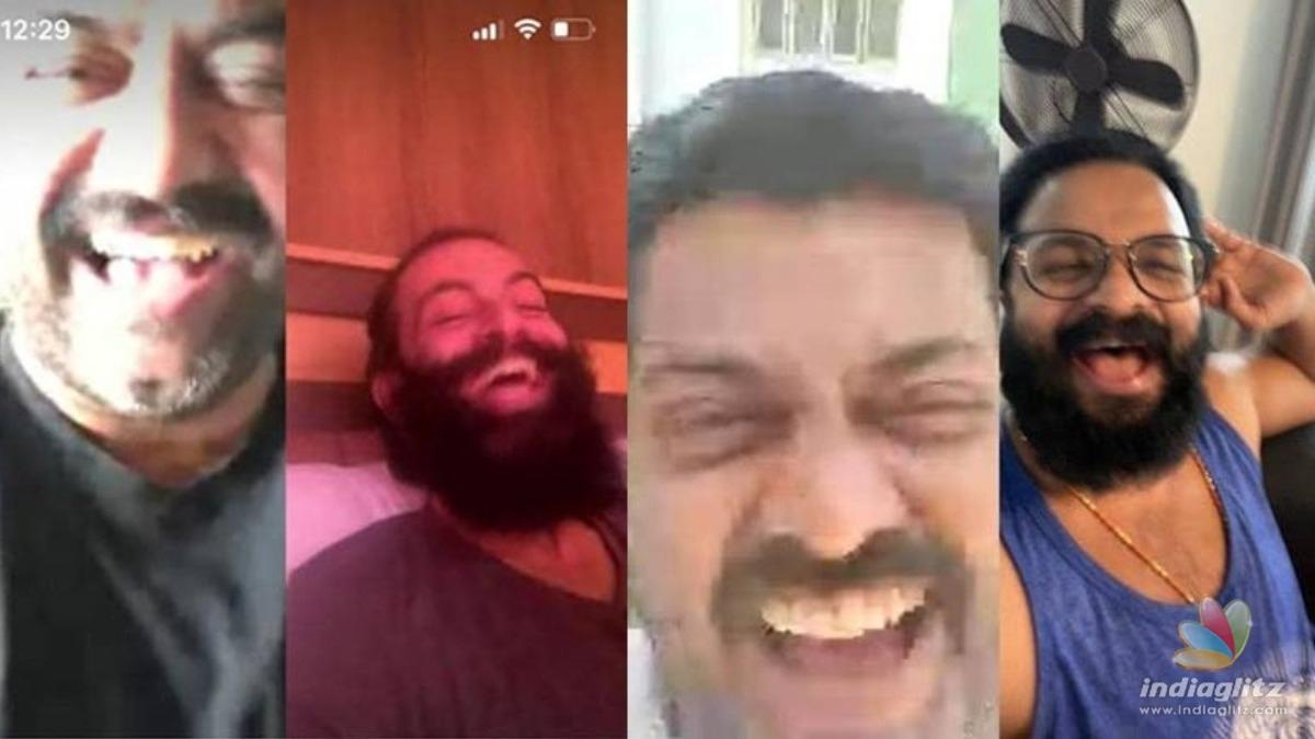 When Classmates actors Prithviraj, Jayasurya, Narain and Indrajith had a reunion amid lockdown