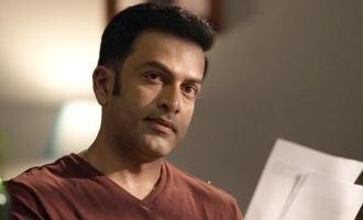 Wow! Actor Prithviraj to do a pan-Indian film!