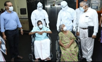 COVID-19: Good news! India's oldest survivors discharged from Kerala