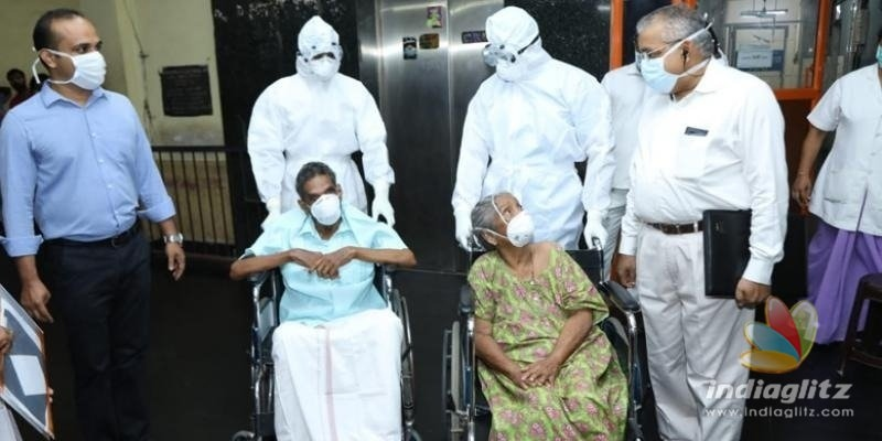 COVID-19: Good news! Indias oldest survivors discharged from Kerala