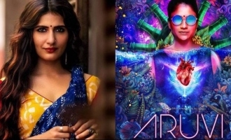 This popular actress to star in the Hindi remake of Aruvi