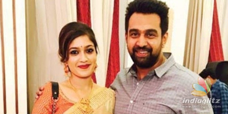 Chiranjeevi Sarja and Meghana were expecting their first baby