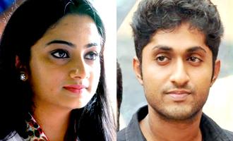 Dhyan and  Namitha in 'Adi Kappiyare Koottamani'