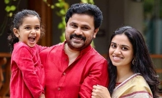 Dileep's daughter Mahalakshmi turns 3; Birthday celebration pics go viral