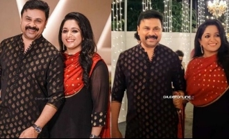 PICS: Dileep and Kavya Madhavan attend a wedding together